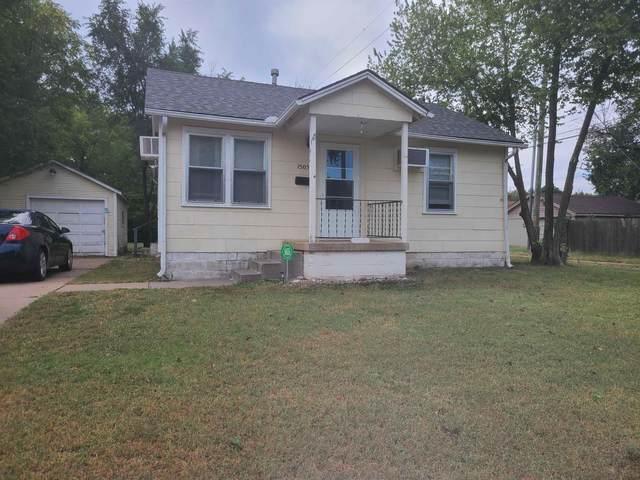 1505 E Funston St, Wichita, KS 67211 (MLS #602921) :: Kirk Short's Wichita Home Team