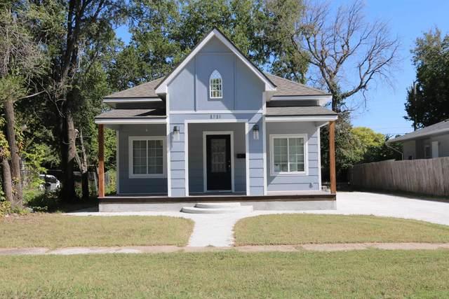 1310 N Ohio Ave, Wichita, KS 67214 (MLS #602989) :: Kirk Short's Wichita Home Team