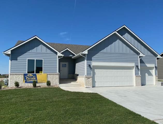 701 N Casado St, Goddard, KS 67052 (MLS #602993) :: Keller Williams Hometown Partners