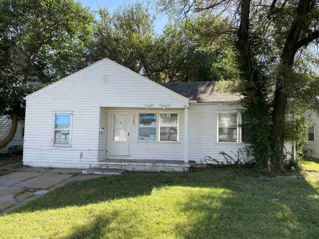 1566 N Battin St, Wichita, KS 67208 (MLS #603009) :: Graham Realtors