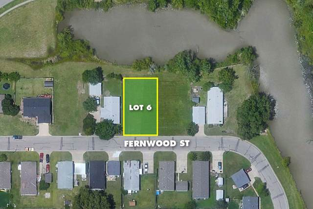 0.16 +/- acres Fernwood (Lot 6), Wichita, KS 67217 (MLS #603012) :: Matter Prop