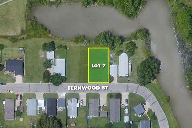 0.16 +/- acres Fernwood (Lot 7), Wichita, KS 67217 (MLS #603015) :: Matter Prop