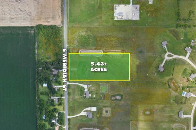 5.43 Acres On S. Meridian Ave, Haysville, KS 67060 (MLS #603016) :: COSH Real Estate Services