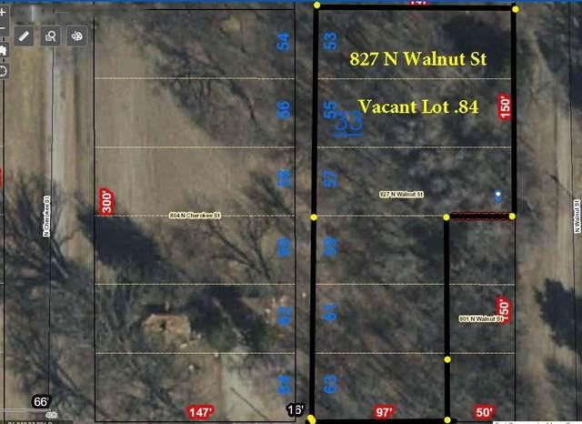827 N Walnut St, El Dorado, KS 67042 (MLS #603025) :: The Terrill Team