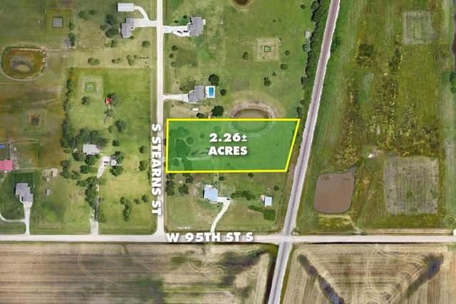 2.26 Acres On Stearns St, Haysville, KS 67060 (MLS #603031) :: Kirk Short's Wichita Home Team