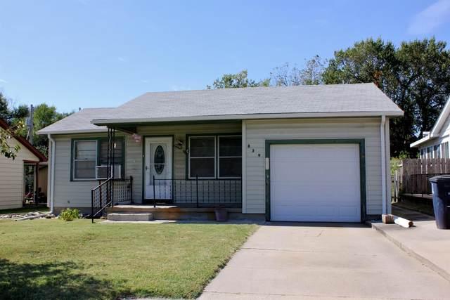 839 N Atchison St., El Dorado, KS 67042 (MLS #603044) :: Matter Prop