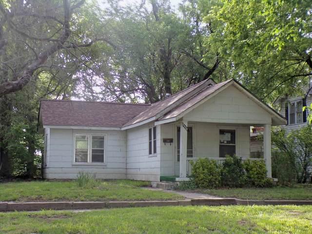 2130 S Water St, Wichita, KS 67213 (MLS #603059) :: The Terrill Team