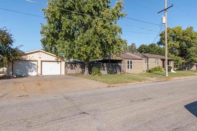 1229 N Baker St, Hutchinson, KS 67501 (MLS #603074) :: Graham Realtors