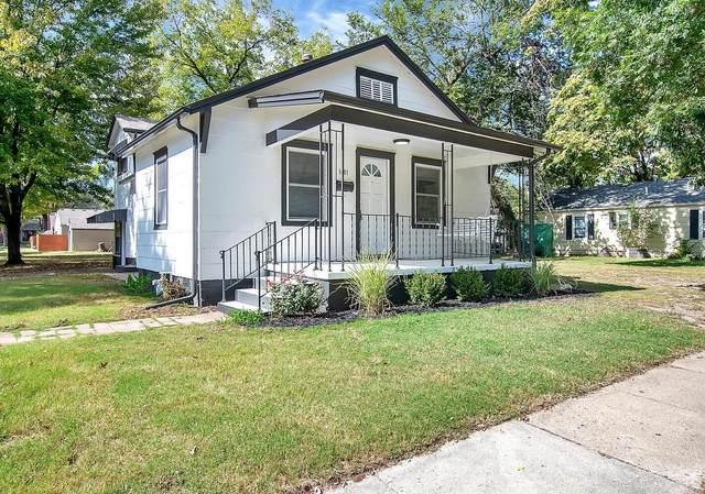 1601 N Jeanette Ave, Wichita, KS 67203 (MLS #603077) :: COSH Real Estate Services