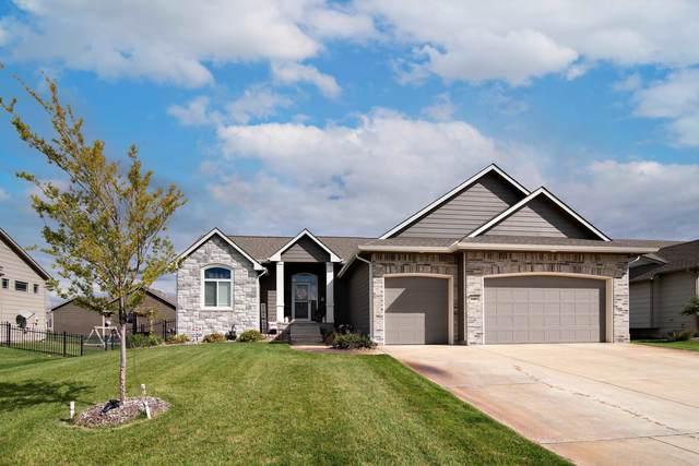 6405 W Kollmeyer Ct, Wichita, KS 67205 (MLS #603083) :: The Terrill Team