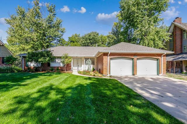 7424 E Rockwood Rd, Wichita, KS 67206 (MLS #603099) :: Kirk Short's Wichita Home Team