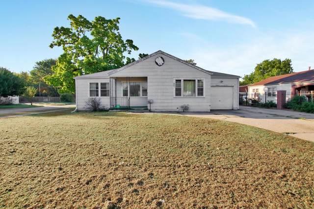 805 W 30TH ST S, Wichita, KS 67217 (MLS #603101) :: Kirk Short's Wichita Home Team