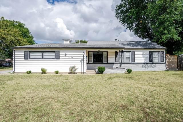 1154 N Parkwood Ln, Wichita, KS 67208 (MLS #603116) :: The Terrill Team