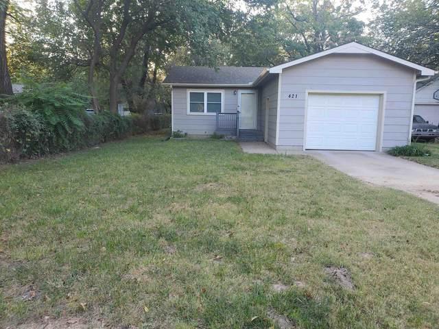 421 N Bebe, Wichita, KS 67212 (MLS #603131) :: Graham Realtors