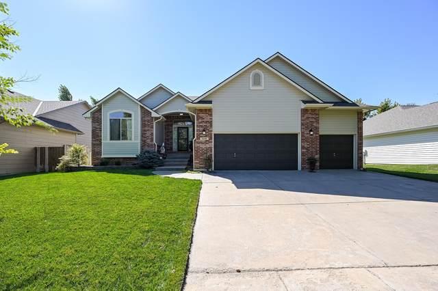 14109 W Valley Hi Rd, Wichita, KS 67235 (MLS #603134) :: Keller Williams Hometown Partners