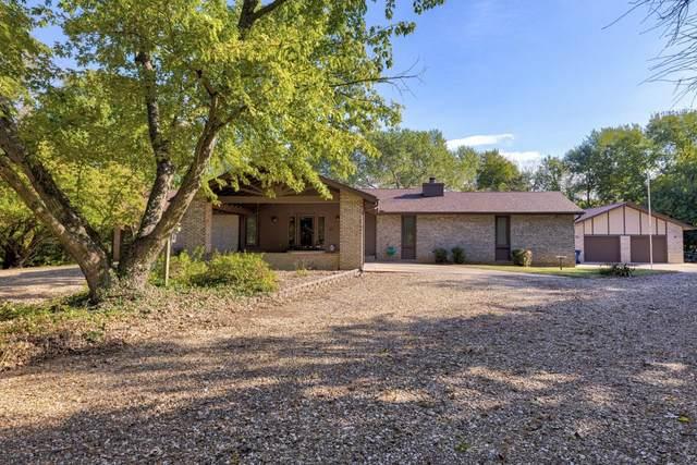 830 Quail Run Dr, Parkerfield, KS 67005 (MLS #603135) :: COSH Real Estate Services