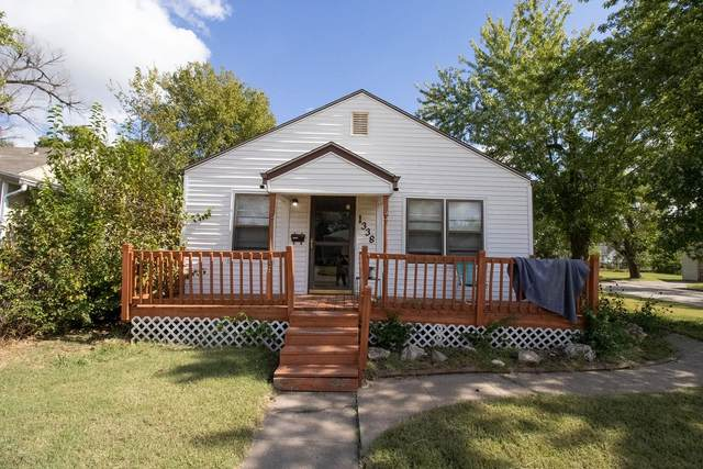 1338 S Dodge Ave, Wichita, KS 67213 (MLS #603151) :: Pinnacle Realty Group