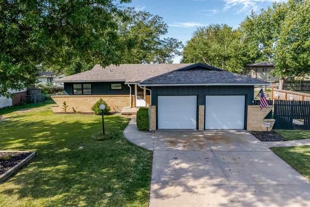 1041 N Denmark Ave, Wichita, KS 67212 (MLS #603157) :: Pinnacle Realty Group