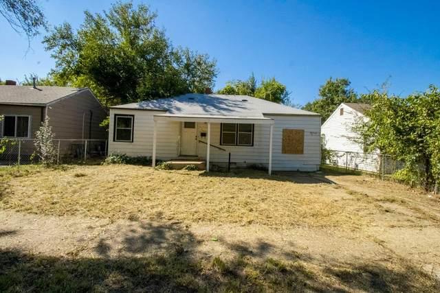 721 N Ash St, Wichita, KS 67214 (MLS #603159) :: The Terrill Team