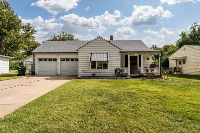 748 S Bluff Ave, Wichita, KS 67218 (MLS #603160) :: Pinnacle Realty Group