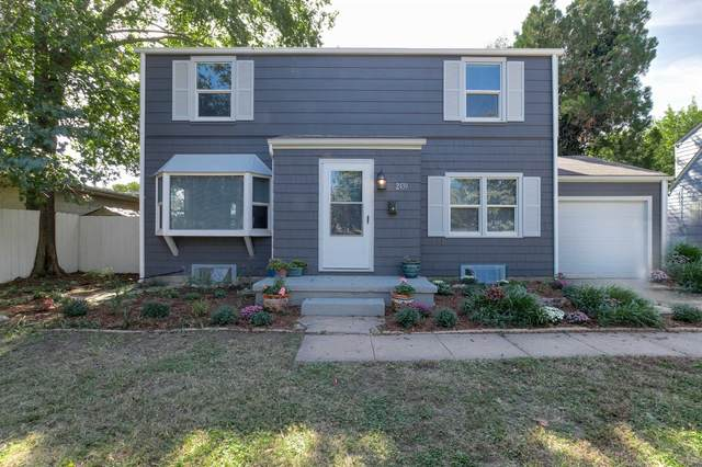 2439 E Wilma St, Wichita, KS 67211 (MLS #603221) :: Pinnacle Realty Group