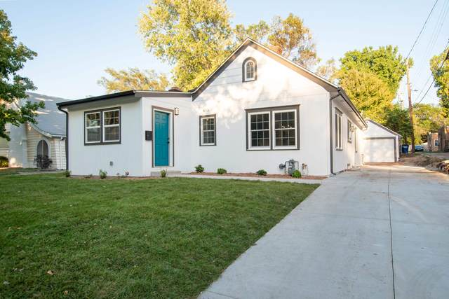 618 N Roosevelt St, Wichita, KS 67208 (MLS #603227) :: Kirk Short's Wichita Home Team