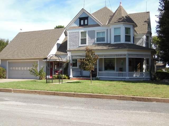 202 N High St 210 E Vine St, Argonia, KS 67004 (MLS #603229) :: Keller Williams Hometown Partners