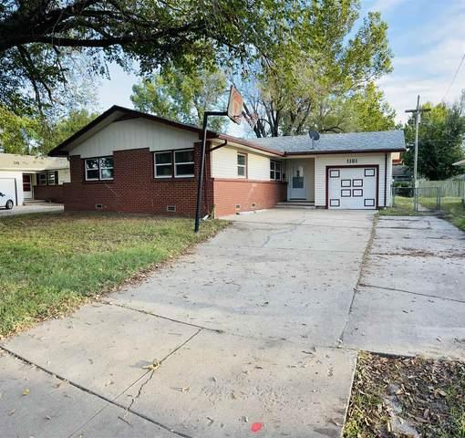 1121 W 29th St S, Wichita, KS 67217 (MLS #603234) :: Keller Williams Hometown Partners