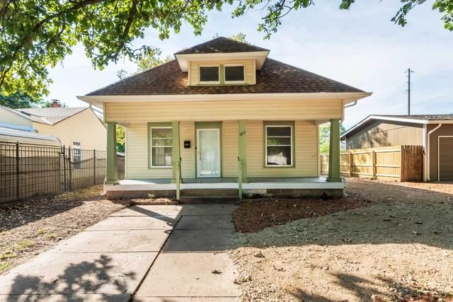 1843 N Burns, Wichita, KS 67203 (MLS #603246) :: The Terrill Team
