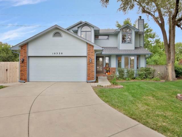 10330 E Countryside Cir, Wichita, KS 67207 (MLS #603259) :: Pinnacle Realty Group