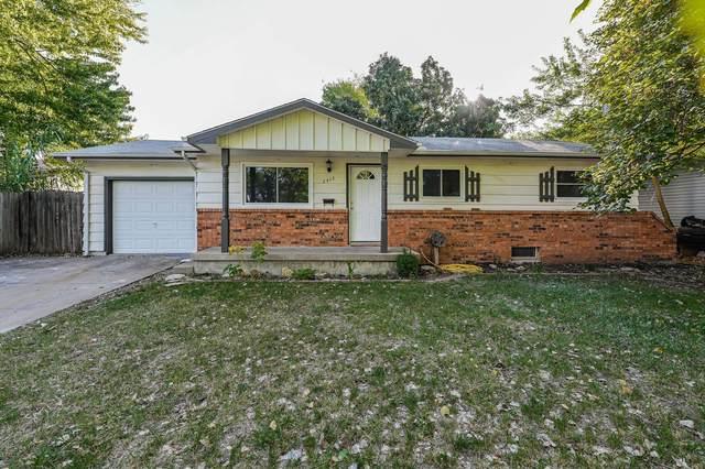 2412 S Bennett Ave, Wichita, KS 67217 (MLS #603261) :: Graham Realtors