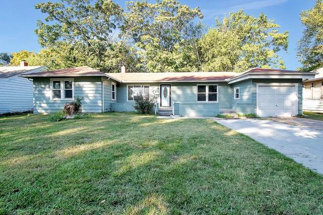 815 S Dellrose Ave, Wichita, KS 67218 (MLS #603272) :: Graham Realtors