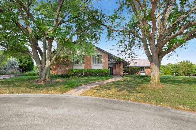 9009 E Boxthorn Ct, Wichita, KS 67226 (MLS #603285) :: The Terrill Team