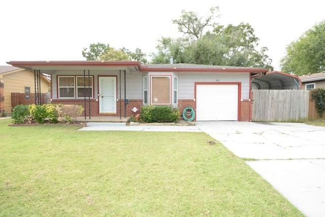 911 W Savannah St, Wichita, KS 67217 (MLS #603303) :: Graham Realtors