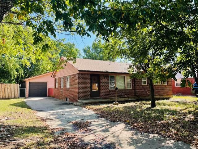 1532 N Gow St, Wichita, KS 67203 (MLS #603307) :: Pinnacle Realty Group