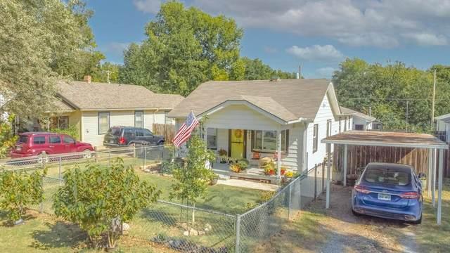 1604 N 7th St, Arkansas City, KS 67005 (MLS #603333) :: Matter Prop