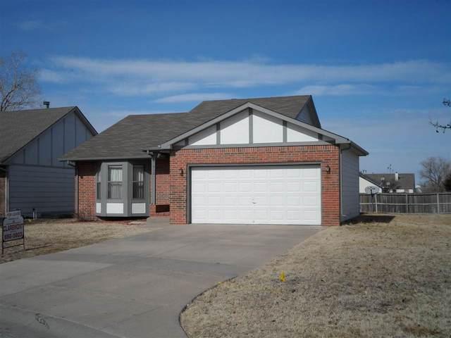 7820 E 31st Cir N, Wichita, KS 67226 (MLS #603347) :: Pinnacle Realty Group