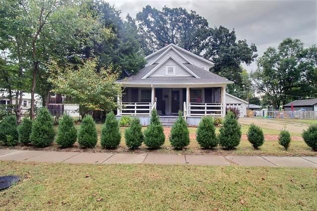 920 S Emporia St, El Dorado, KS 67042 (MLS #603348) :: COSH Real Estate Services