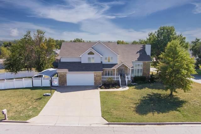 3408 Lakeshore Dr, Winfield, KS 67156 (MLS #603349) :: Pinnacle Realty Group