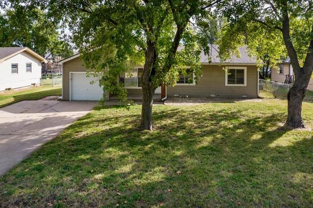 418 N Spruce St, Goddard, KS 67052 (MLS #603357) :: Keller Williams Hometown Partners