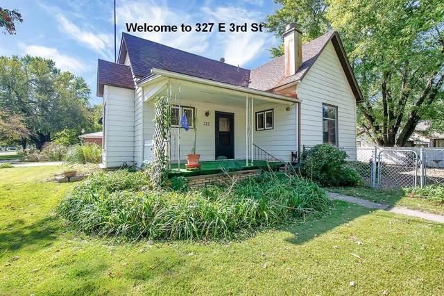 327 E 3rd St, Douglass, KS 67039 (MLS #603367) :: Pinnacle Realty Group