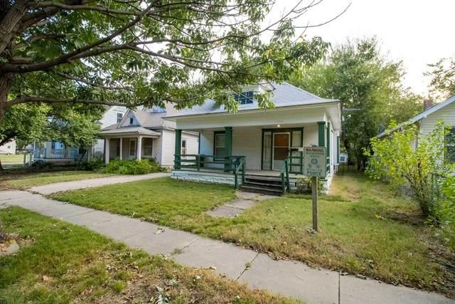 1246 N Saint Francis Ave, Wichita, KS 67214 (MLS #603369) :: COSH Real Estate Services
