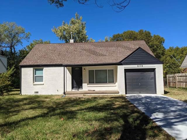 4134 E Regents, Wichita, KS 67208 (MLS #603382) :: Kirk Short's Wichita Home Team