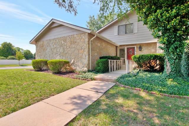 36 E Saint Cloud Pl, Wichita, KS 67230 (MLS #603391) :: COSH Real Estate Services