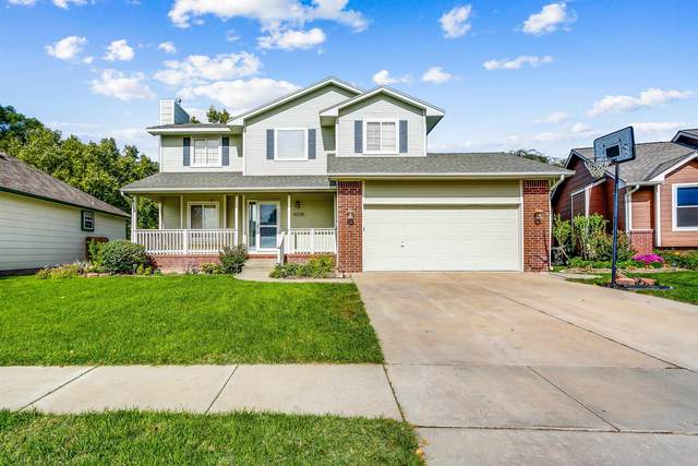 10538 W University Ct, Wichita, KS 67209 (MLS #603396) :: Keller Williams Hometown Partners