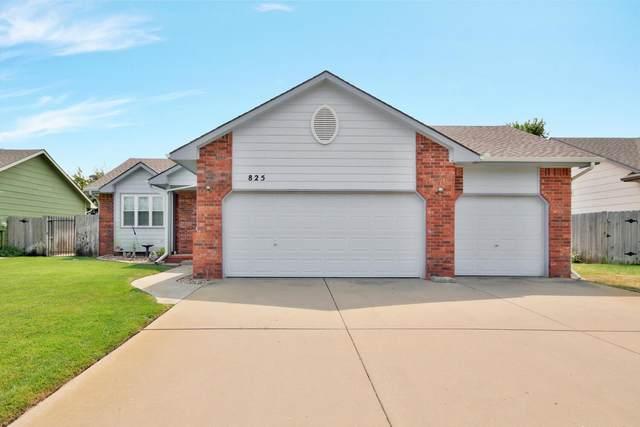 825 S Abilene Ave, Valley Center, KS 67147 (MLS #603399) :: Keller Williams Hometown Partners