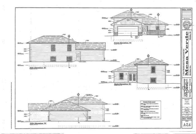 1321 Westover Ln, Hesston, KS 67062 (MLS #603405) :: The Terrill Team