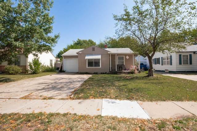 1252 N Pershing St, Wichita, KS 67208 (MLS #603418) :: Graham Realtors