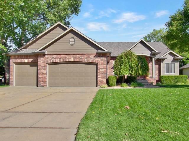 2970 N Wild Rose, Wichita, KS 67205 (MLS #603419) :: Matter Prop