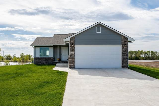 2341 W Country Lakes, Haysville, KS 67060 (MLS #603421) :: Keller Williams Hometown Partners